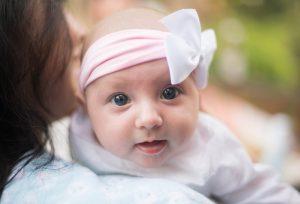 dobrej jakości chusta niemowlęca