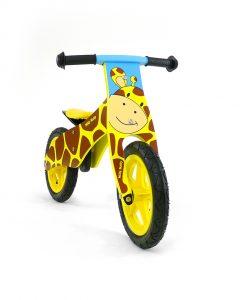 rowerek biegowy żyrafa