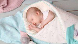 miękkie rożki niemowlęce