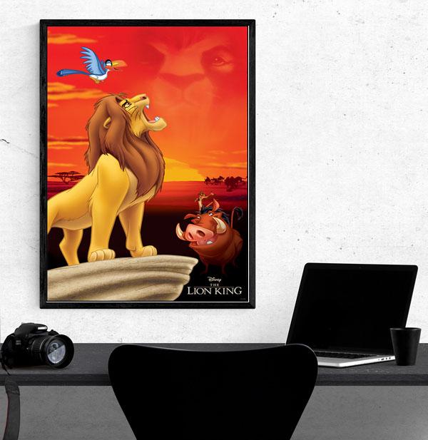 plakaty dla dzieci z bajek